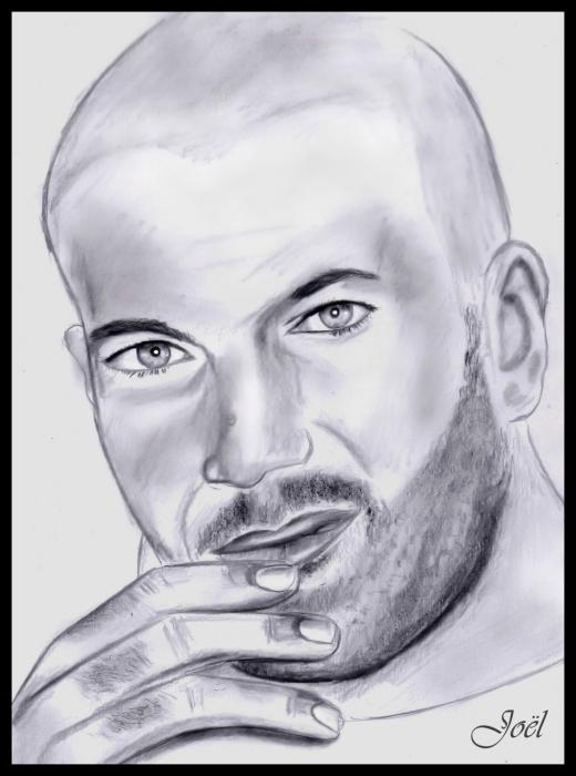 Zinedine Zidane by klk68